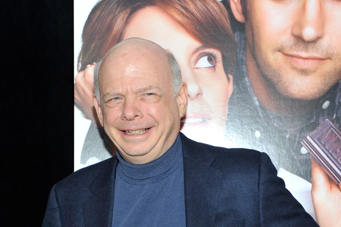 """NEW YORK, NY - MARCH 05: Wallace Shawn attends the """"Admission"""" premiere at AMC Loews Lincoln Square 13 on March 5, 2013 in New York City. (Photo by Michael N. Todaro/FilmMagic)"""