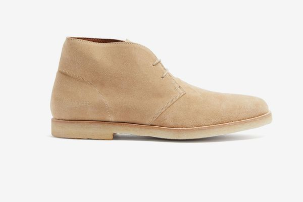 Common Projects Chukka Suede Desert Boots