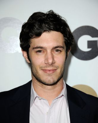 Actor Adam Brody arrives at the 16th Annual GQ