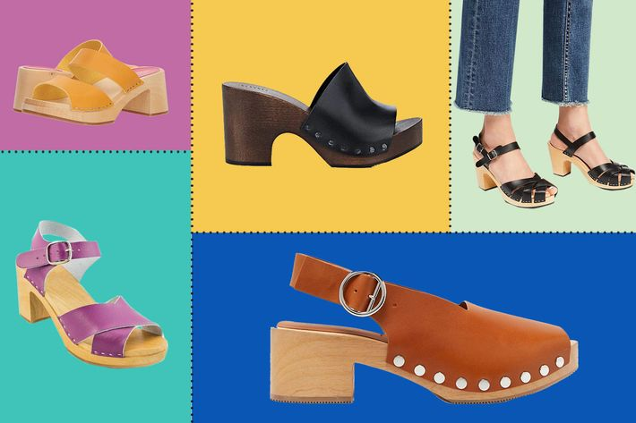 A roundup of clog sandals — The Strategist reviews them for summer