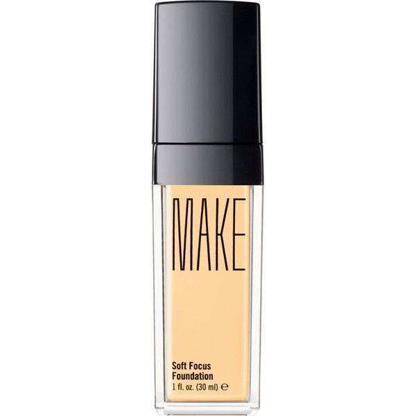 Make Beauty Soft Focus Foundation