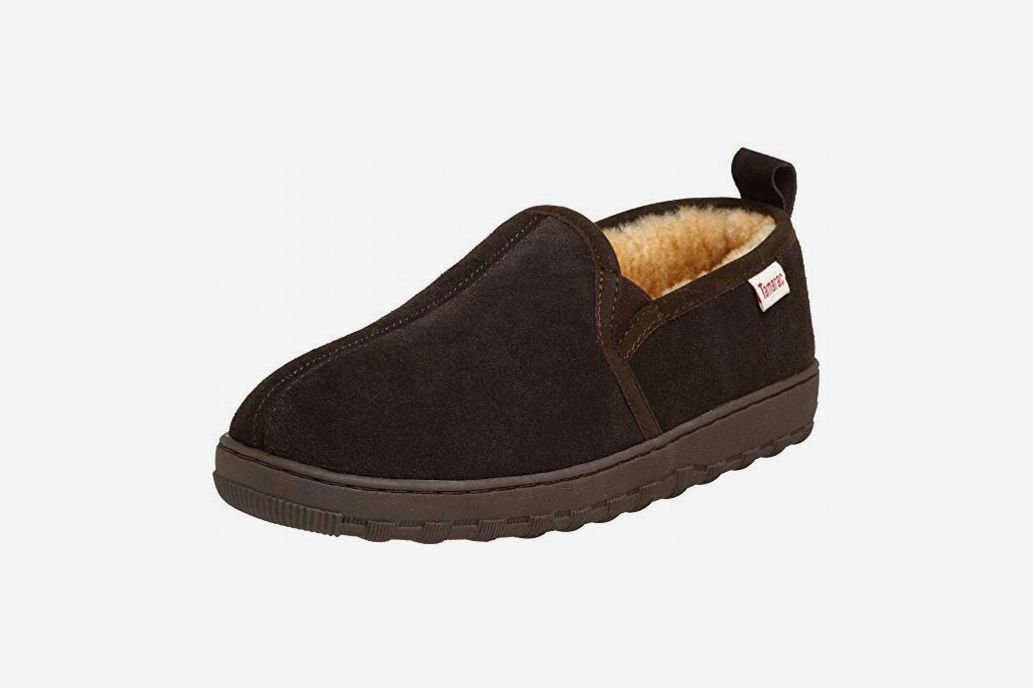 Tarmarac by Slippers International Men's Cody Sheepskin Slipper