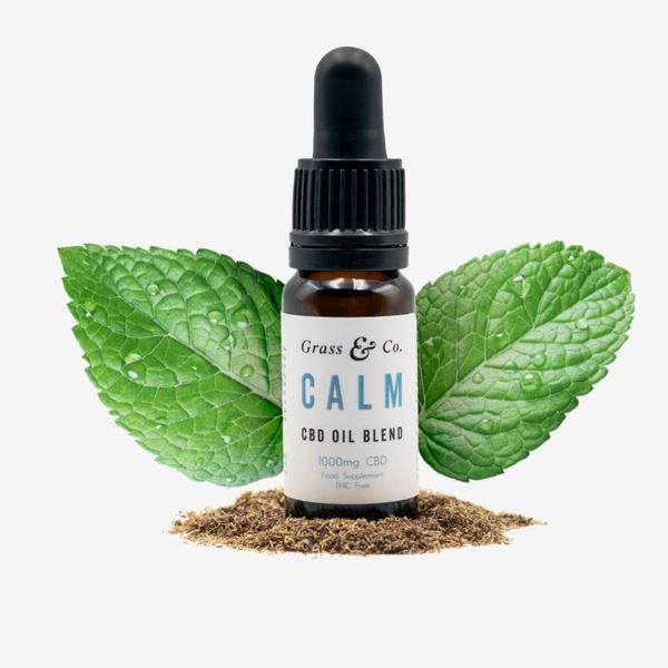 Grass & Co 'Calm' CBD Oil