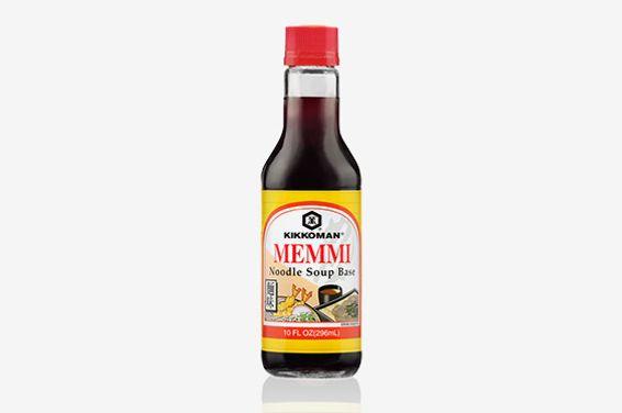 Kikkoman Memmi Noodle Soup Base, 3-pack