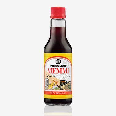 Kikkoman Memmi Noodle Soup Base, 20-Ounce