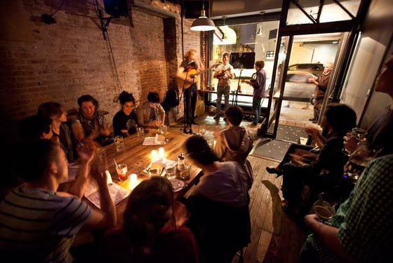 Fancy Restaurant Background 17 places to grab great food and hear good live music