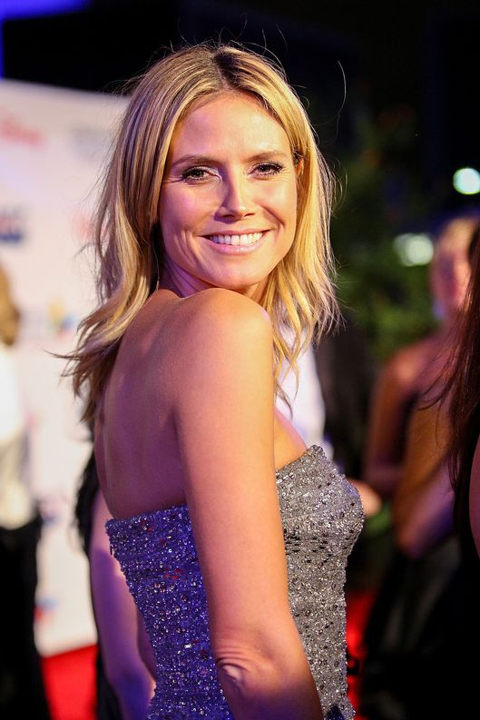 20 October 2012 - Los Angeles, California - Heidi Klum. Children's Hospital Los Angeles Gala: Noche de Ninos.