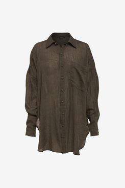 Myra Swim The Xander Shirt in Army