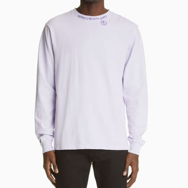 BEPHIES BEAUTY SUPPLY Solar Brushes Long Sleeve Graphic Tee