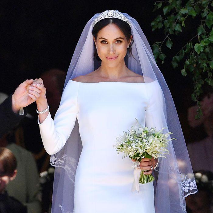 Meghan Markle Wedding Dress Ready for Windsor Castle Viewing