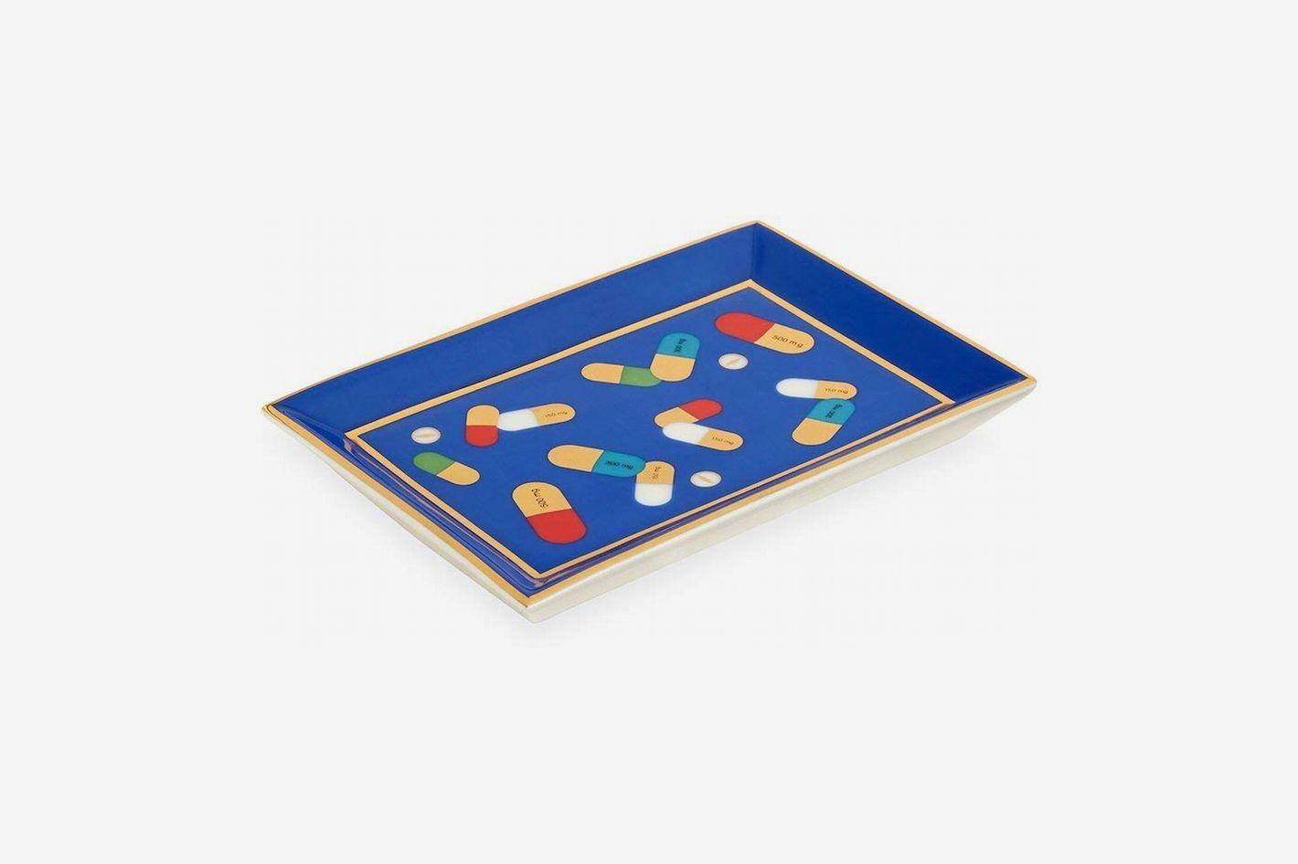 Jonathan Adler — Porcelain Tray — Full Dose