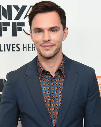 Nicholas Hoult Named His Fluffy Wigs From The Favourite