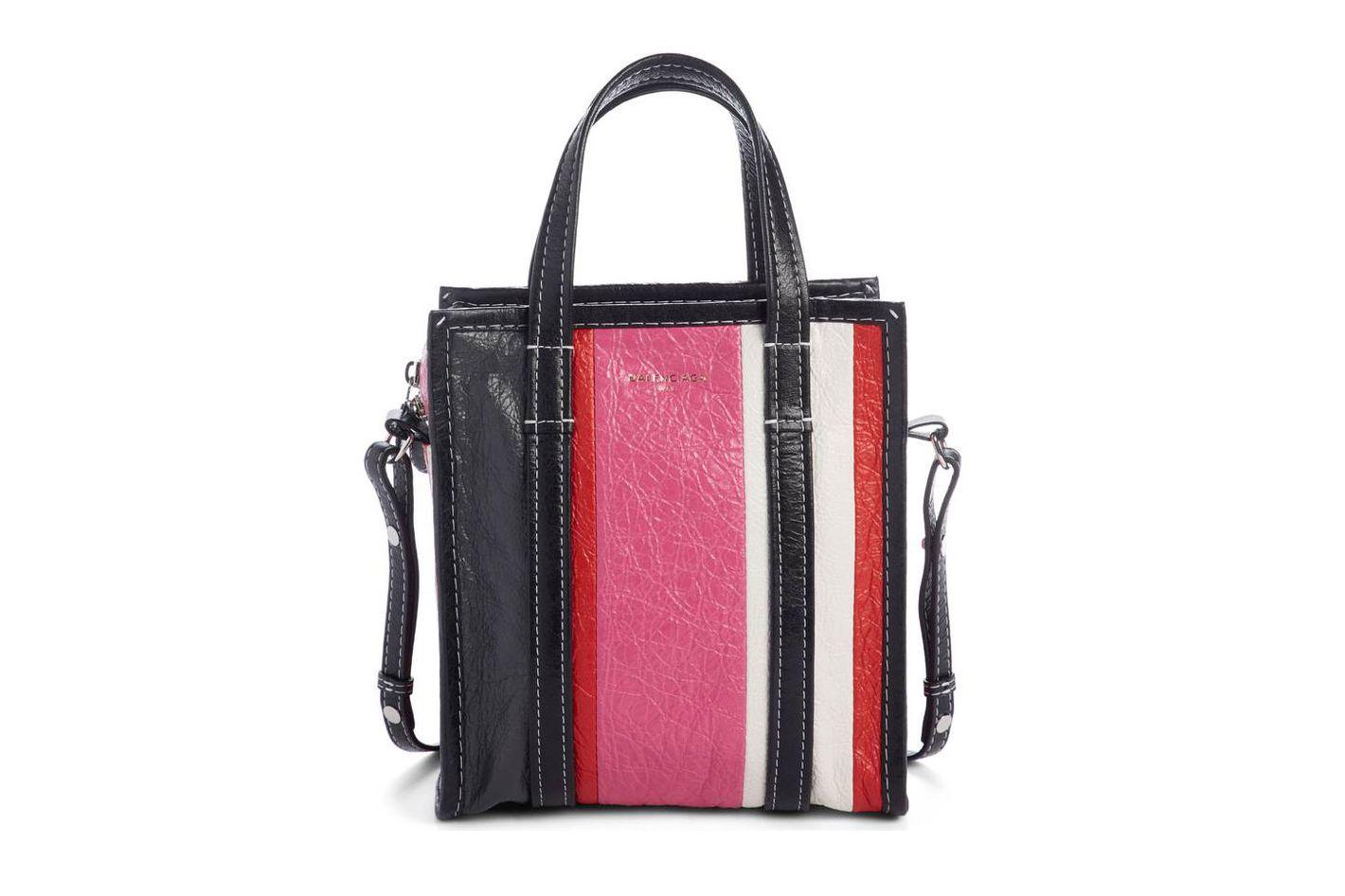 Balenciaga Extra Small Bazaar Leather Shopper at Nordstrom 6c214b983117d