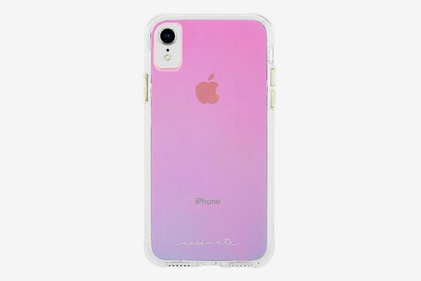 Case-Mate Naked Tough Case, Iridescent (iPhone XR, XS, XS Max)