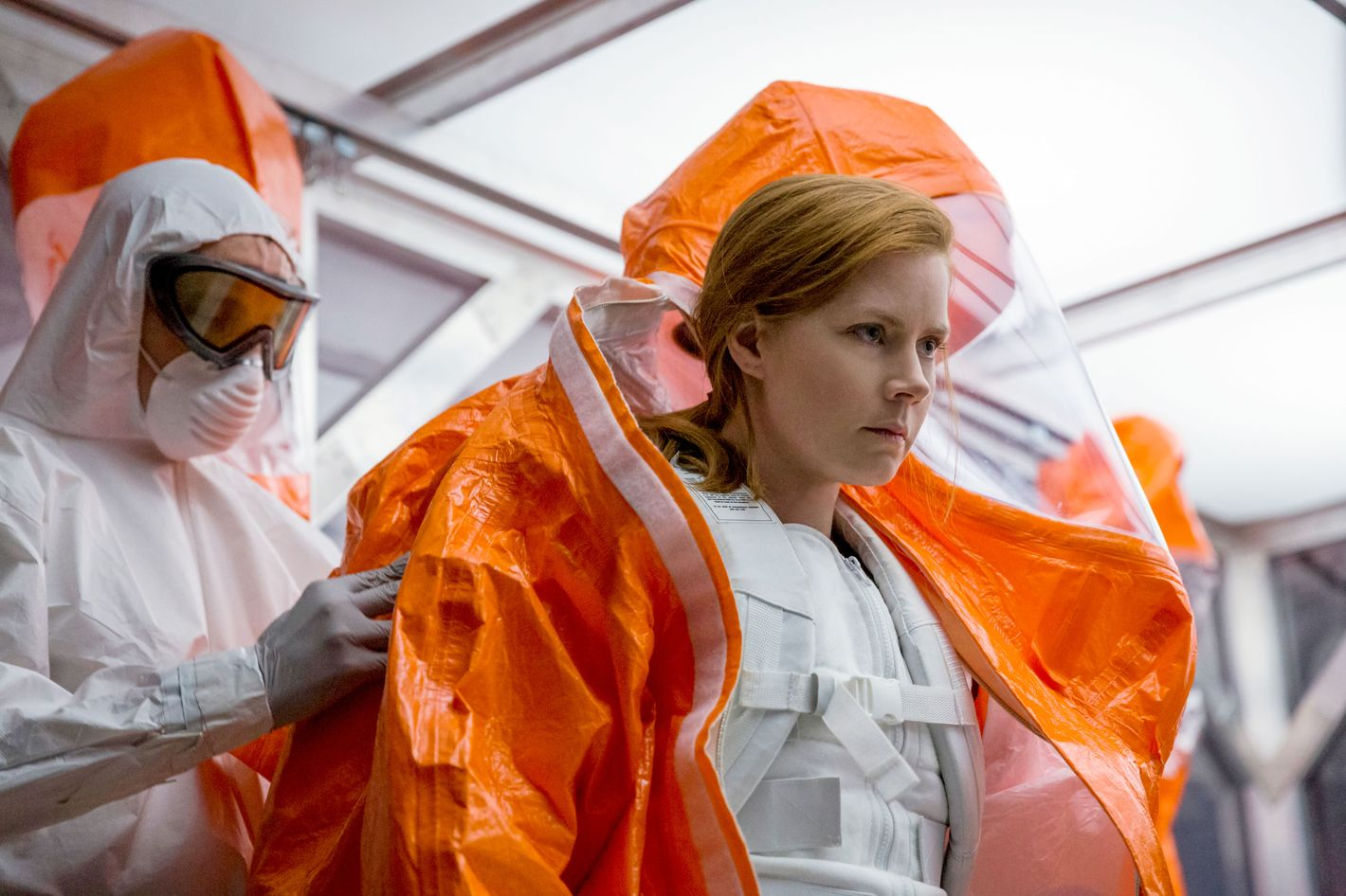 Amy Adams Is Working Harder Than You Think