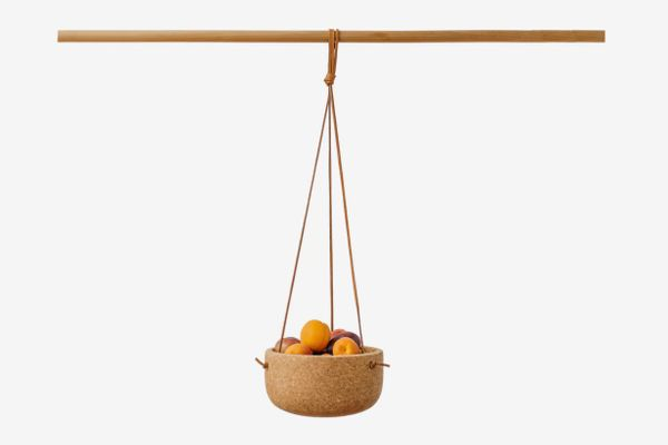 Melanie Abrantes Large Cork Hanging Planter