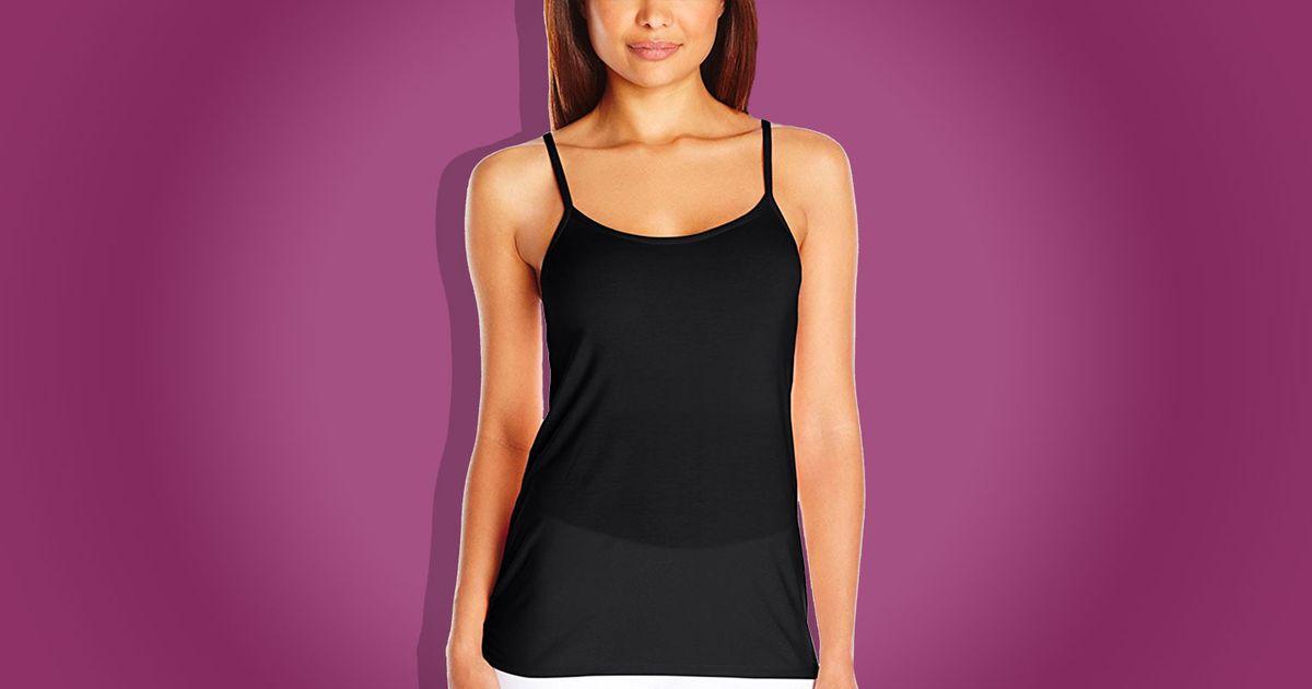 edbe9319e3 Best Camisole With Shelf Bra — Yummie by Heather Thomson