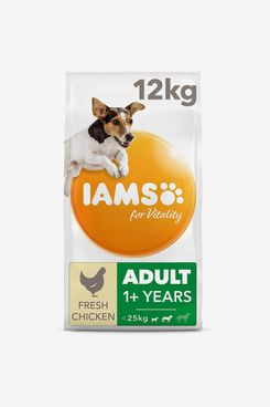 IAMS Small/Medium Breed Adult Dog Food, 12kg