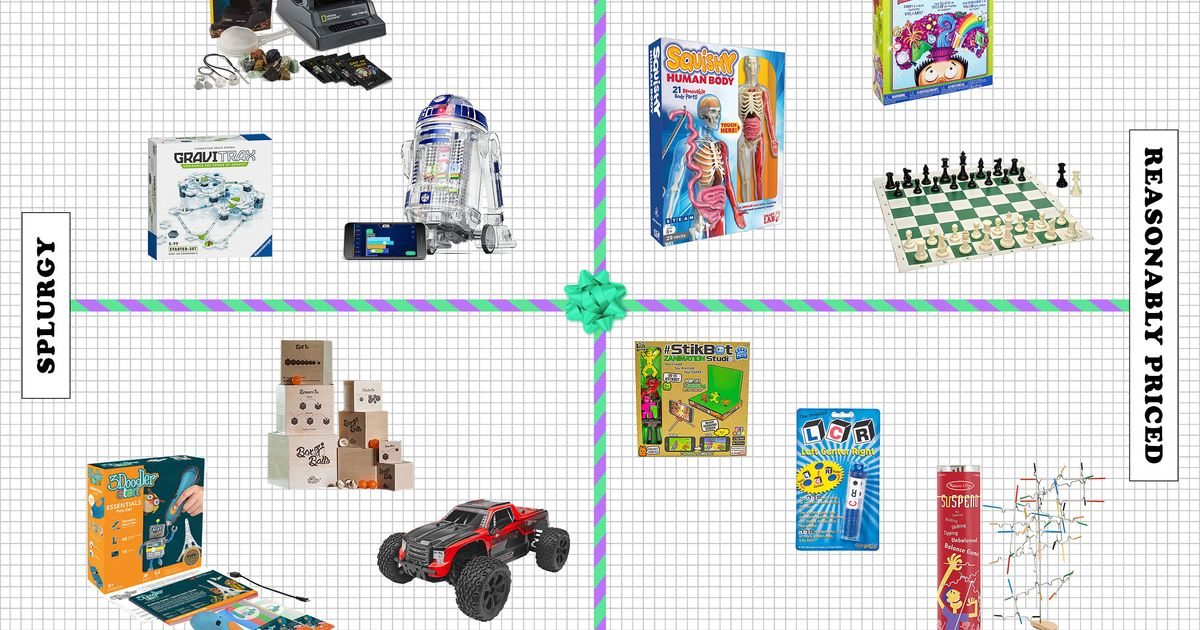 The Only Toy Gift Guide for an 8-Year-Old You'll Ever Need