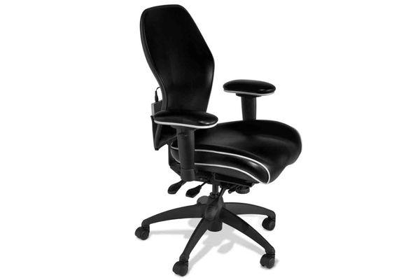 The Heated Lumbar Office Chair