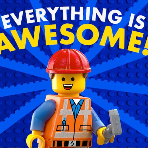 LEGO Movie - Emmet: You Are Awesome! - Fan Art by ...  |Awesome Lego Movie