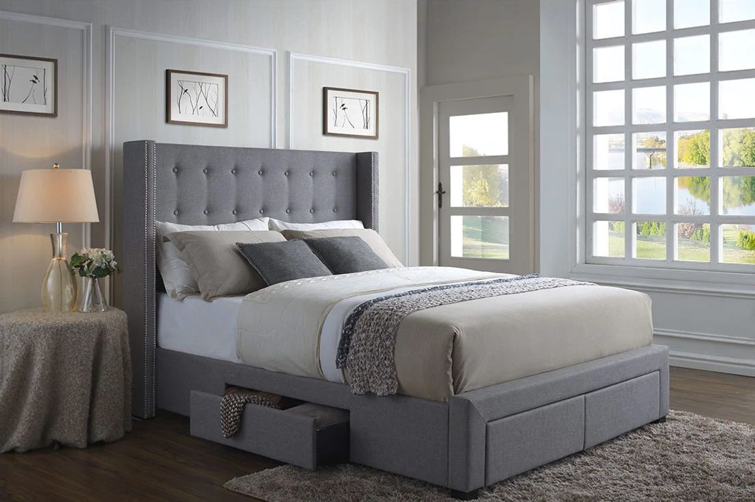 Best Affordable Bed Frames Best Storage Bed Frames