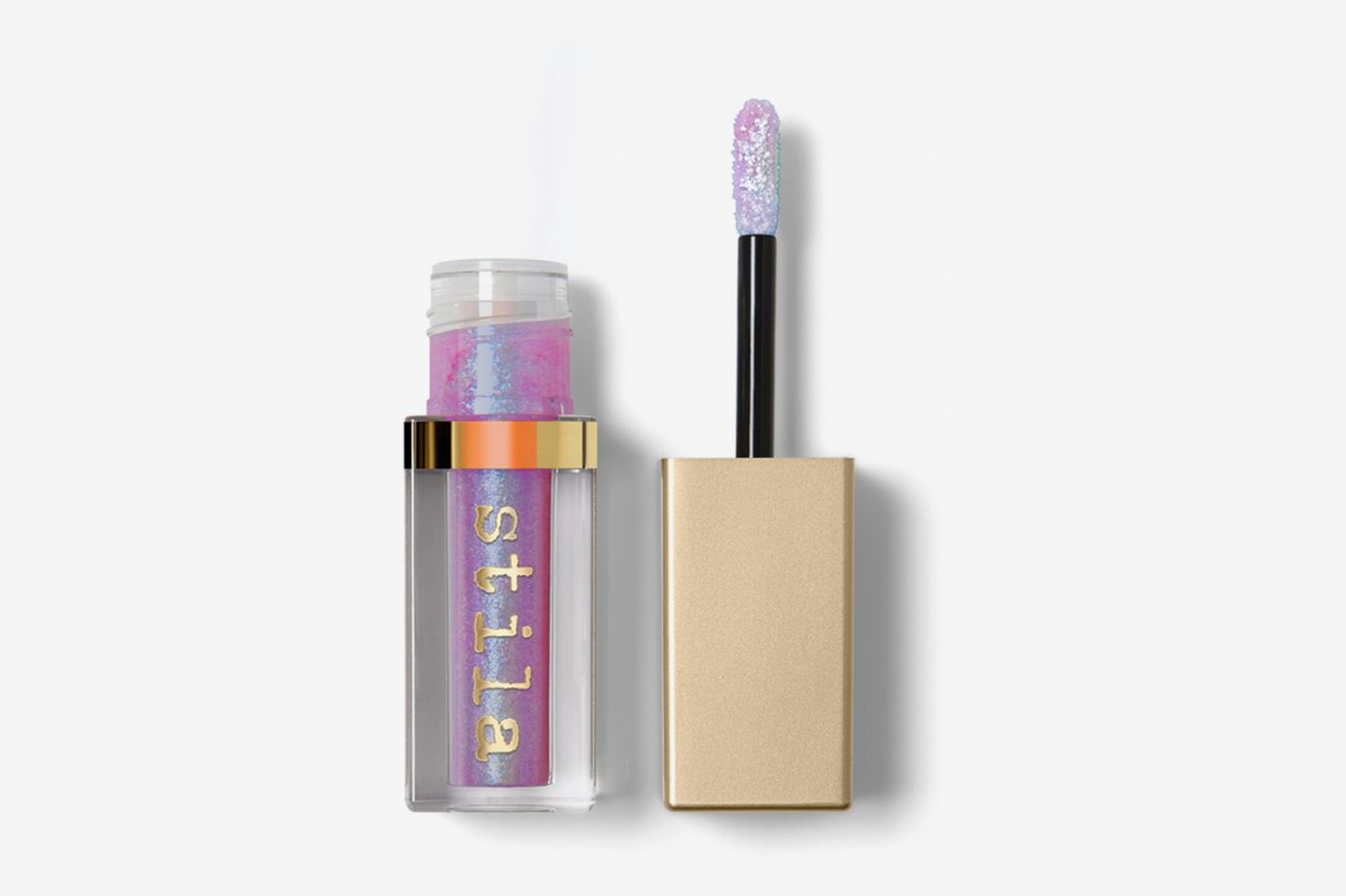 Stila Glitter & Glow Liquid Eyeshadow - Duo Chrome Shades, Sea Siren