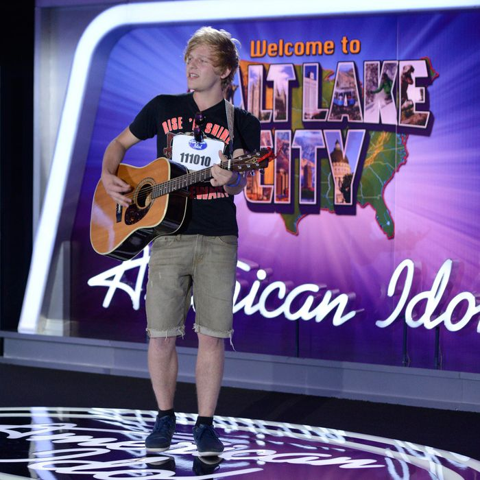 AMERICAN IDOL XIII: Salt Lake City Auditions