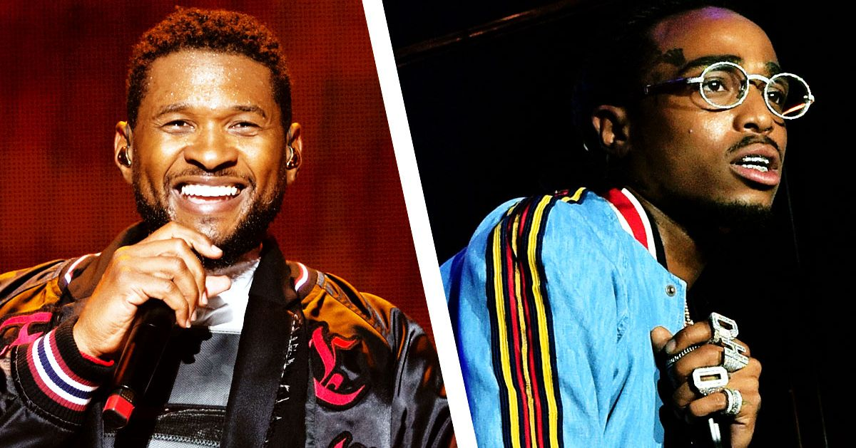 Review Quavo S Quavo Huncho And Usher S A Albums
