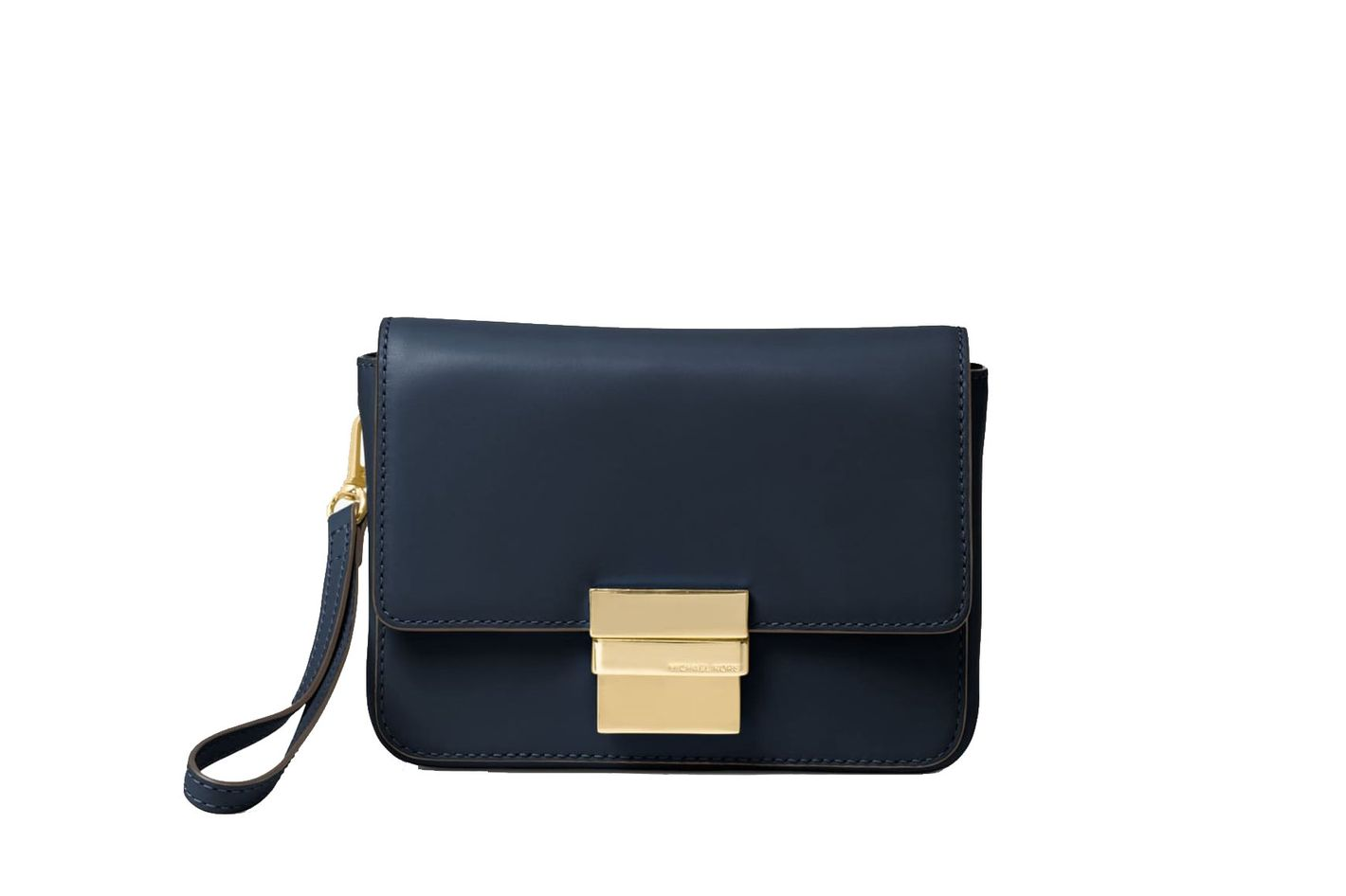 Michael Kors Madelyn Small Leather Clutch