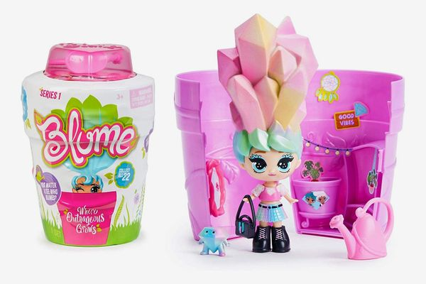 Skyrocket Blume Doll — Add Water & See Who Grows