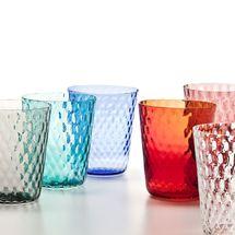 Zafferano Veneziano Tumbler Glass (Set of 6)