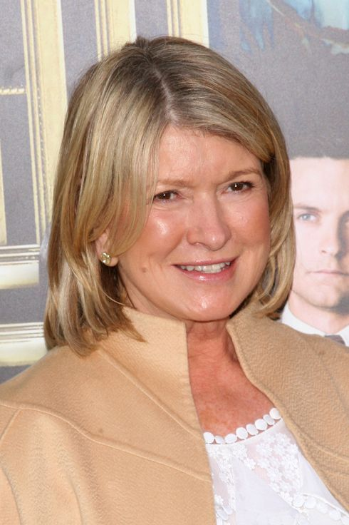 "Martha Stewart attends the ""The Great Gatsby"" world premiere at Avery Fisher Hall at Lincoln Center for the Performing Arts on May 1, 2013 in New York City."