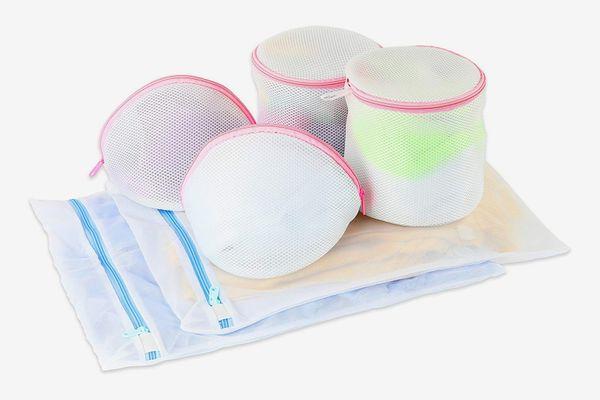 Simplehouseware Laundry Bra Lingerie Bags (2 Large & 4 Underwear Bags)