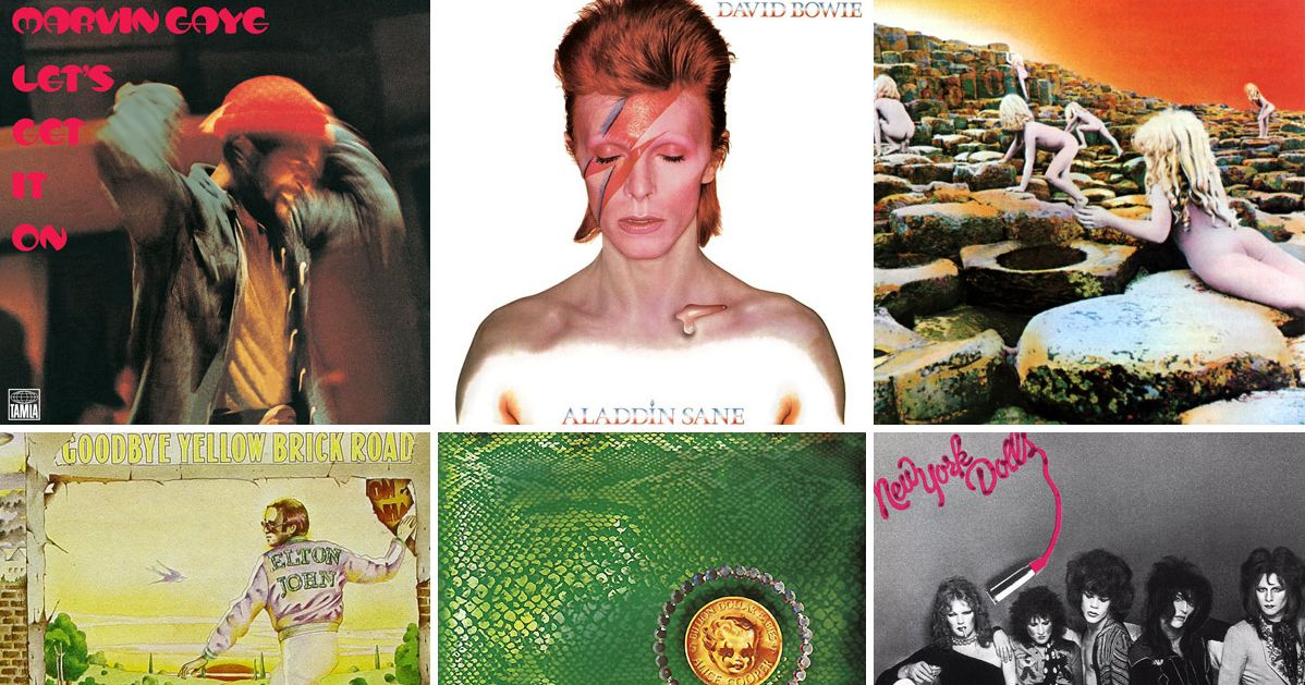 The World of Vinyl: 20 Albums That Defined 1973