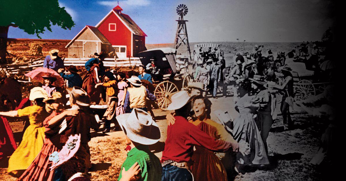 Frank Rich: Oklahoma Was Never Really O K