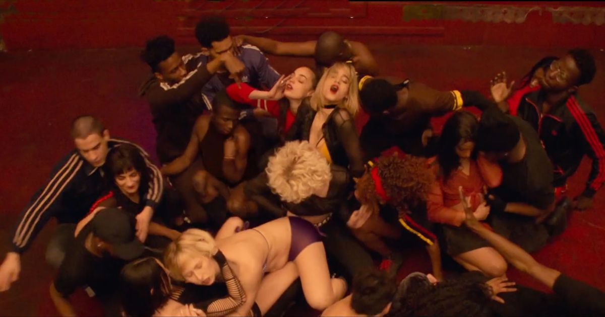 Climax Trailer: Gaspar Noé's Sangria-Soaked Dance Nightmare