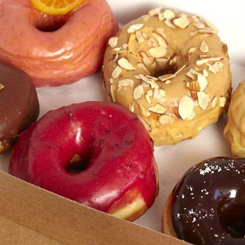 Hooray for Dough's doughnuts!