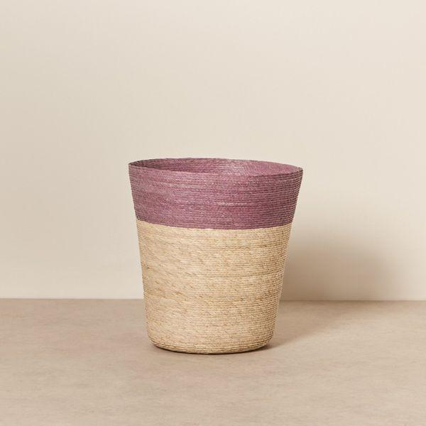 Makaua Conical Basket - Bugambilia