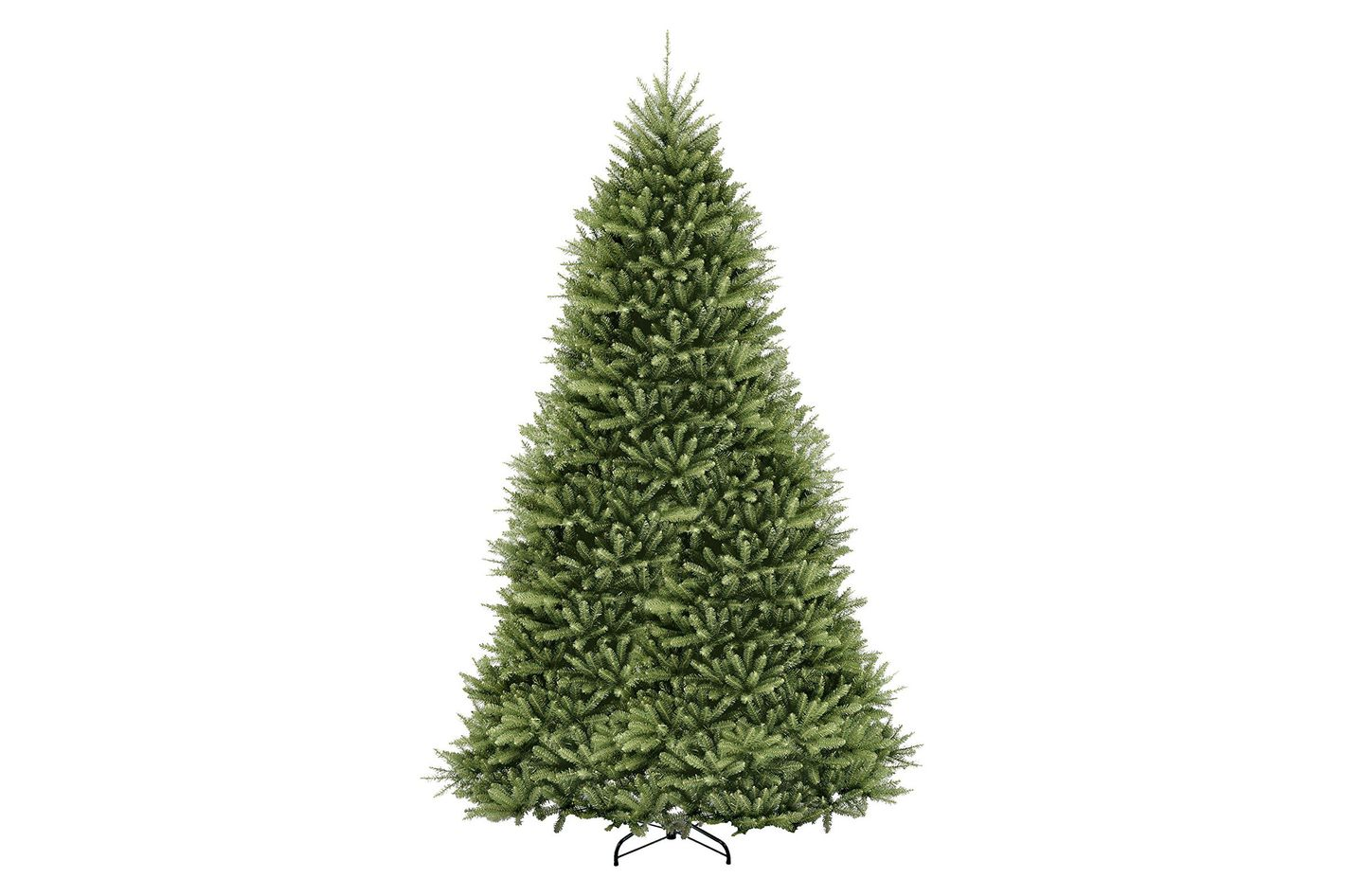 national tree 12 foot dunhill fir tree - 12 Ft Artificial Christmas Trees