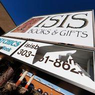 Isis Store Vandalism