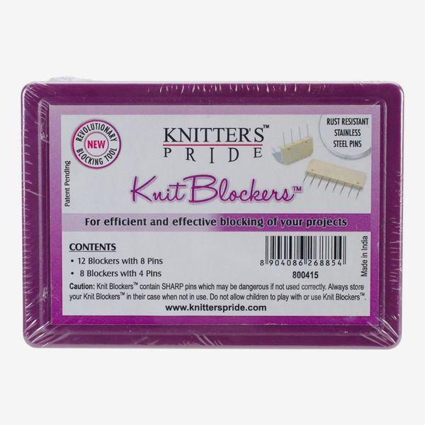 Knitter's Pride Knit Blockers & Pin Kit