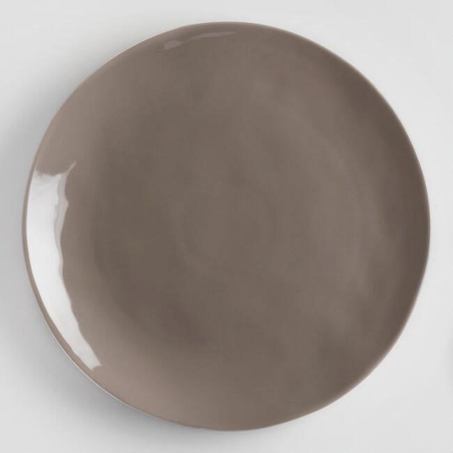 Charcoal Element Dinner Plates Set Of 4 & 21 Best Basic-But-Cool Ceramic Plates and Tableware \u2014 2018