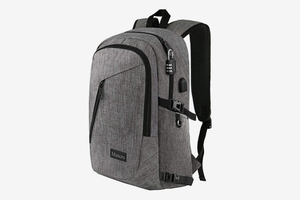 Mancro Slim Business Laptop Backpack