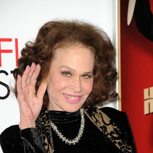 "Actress Karen Black arrives at the premiere of ""Hitchcock"" during AFI Fest 2012 presented by Audi at Grauman's Chinese Theatre on November 1, 2012 in Hollywood, California."