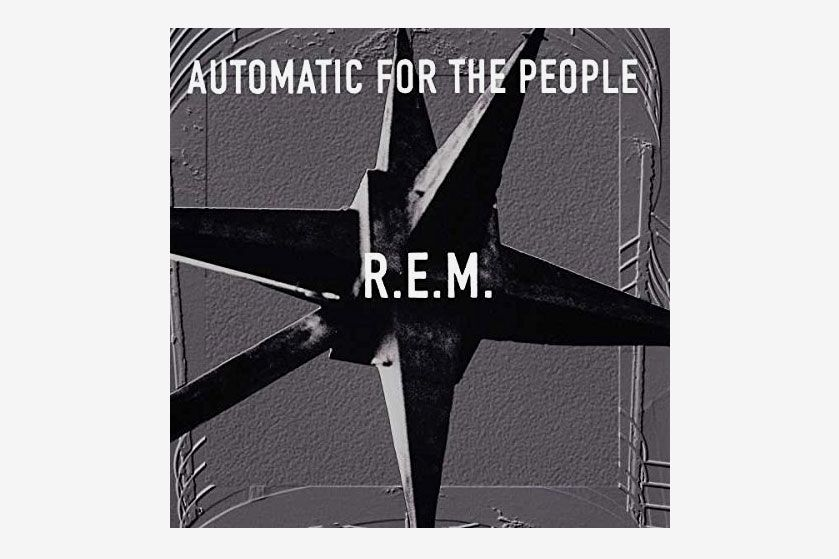 R.E.M. Automatic for the People 25th Anniversary