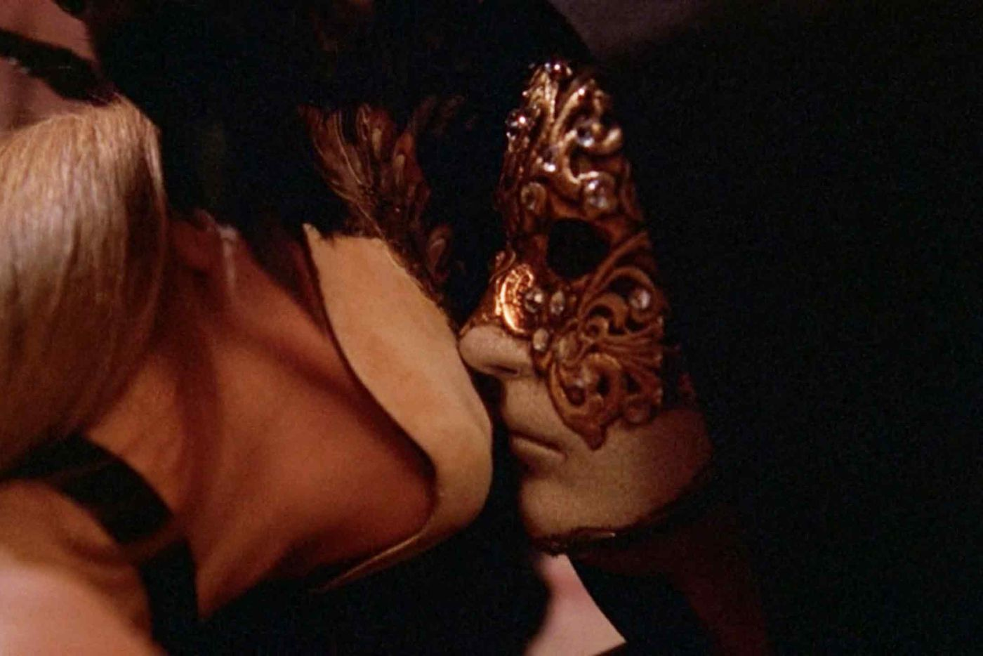 Oral History The Eyes Wide Shut Orgy Scene