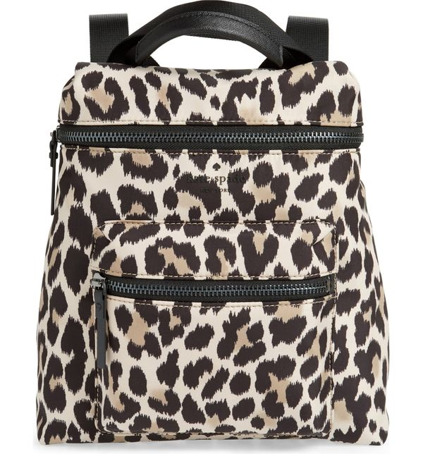 Kate Spade Mini That's the Spirit Nylon Convertible Backpack