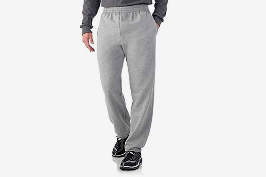 2bf6d0107 Fruit of the Loom Men's Elastic Bottom Sweatpant