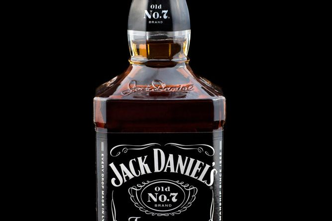 Diageo accused Jack Daniel's of not behaving in a gentlemanly way.